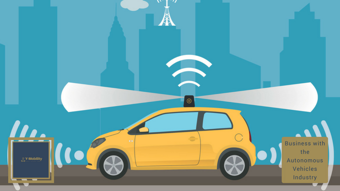 Business with the Autonomous Vehicles Industry..