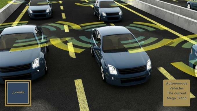 Autonomous Vehicles – The Mega Trend