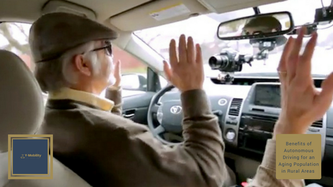 Benefits of Autonomous Driving for an Aging Population in Rural Areas