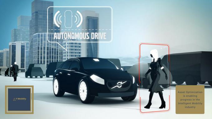 Asset Optimization is enabling progress in the Intelligent Mobility industry
