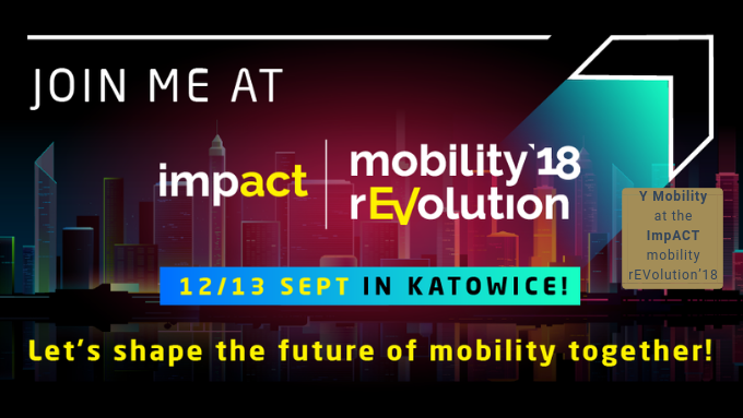 Y Mobility at impACT Expo