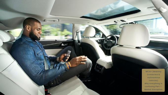 Mobility: Connected &  Autonomous Vehicles