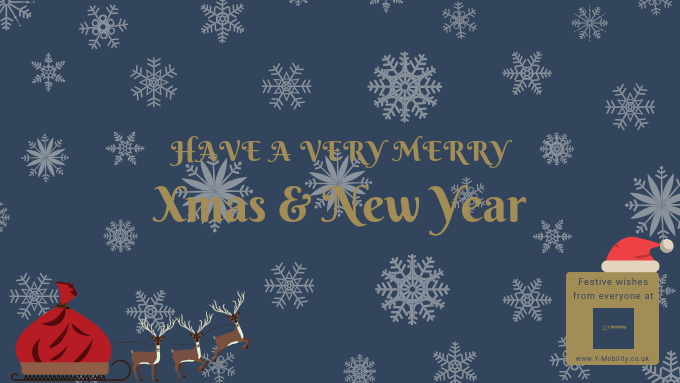 Festive wishes from Y mobility