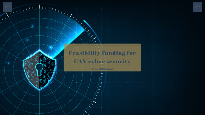 Feasibility funding for autonomous vehicle cyber security