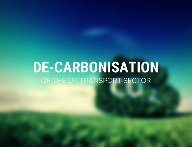 De-carbonisation of the UK transport sector