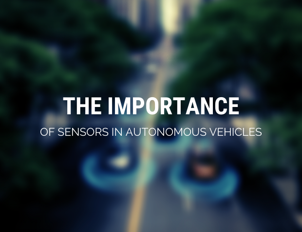The Importance of Sensors in CAV