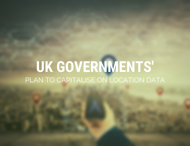 UK Governments' new Geospathial strategy