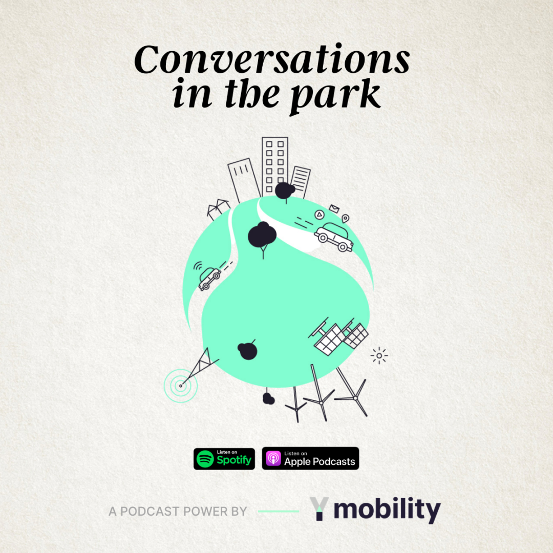 Y-Mobility launched a podcast!